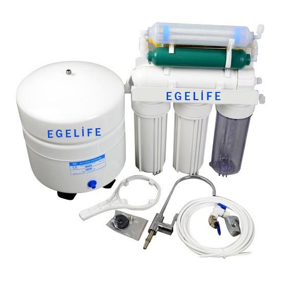 EGELİFE 8 Aşamalı Su Arıtma Cihazı