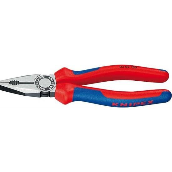 Knipex 0302180 Kombine Pense 180 Mm