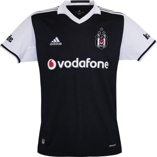 Adidas Beşiktaş Üç Yıldızlı Siyah Forma 2016 / 17 BG8471