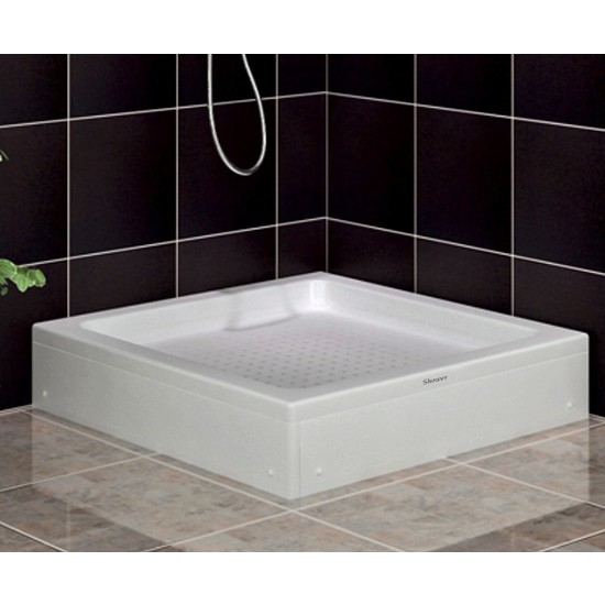 Shower Kare Duş Teknesi 90*90