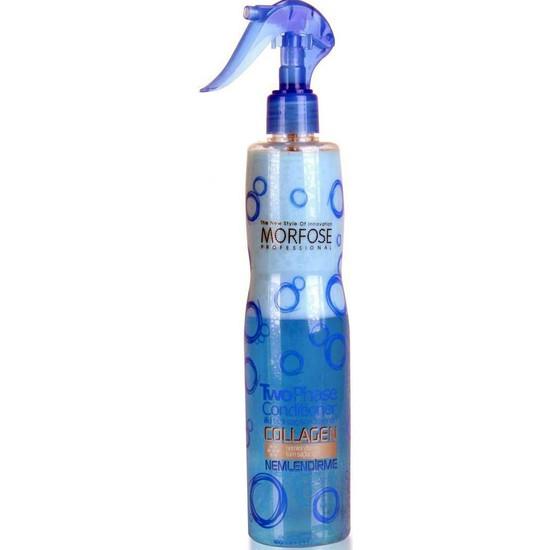 Morfose Collagen Kuru Saçlar İçin Fön Suyu Mavi Su 400 Ml