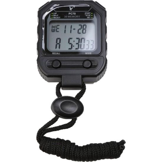 Leap Siyah Unisex Kronometre Pc70