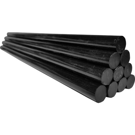 Simes Sıcak Mum Silikon Çubuk 11.3Mm Siyah 1 Kg
