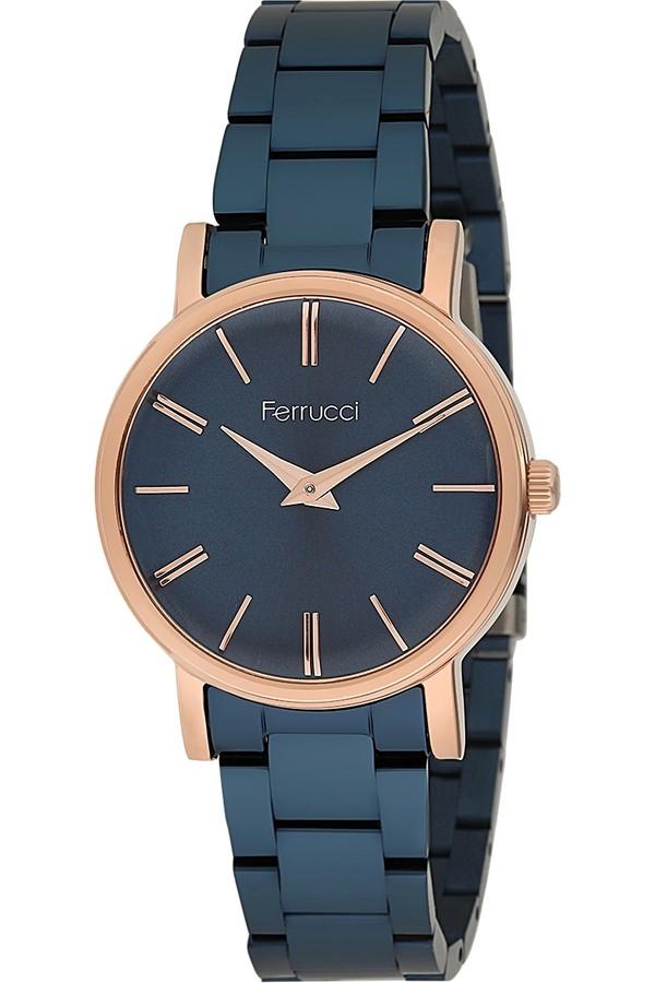 Ferrucci Water Resistant Women's Watch Fc.10499M.06