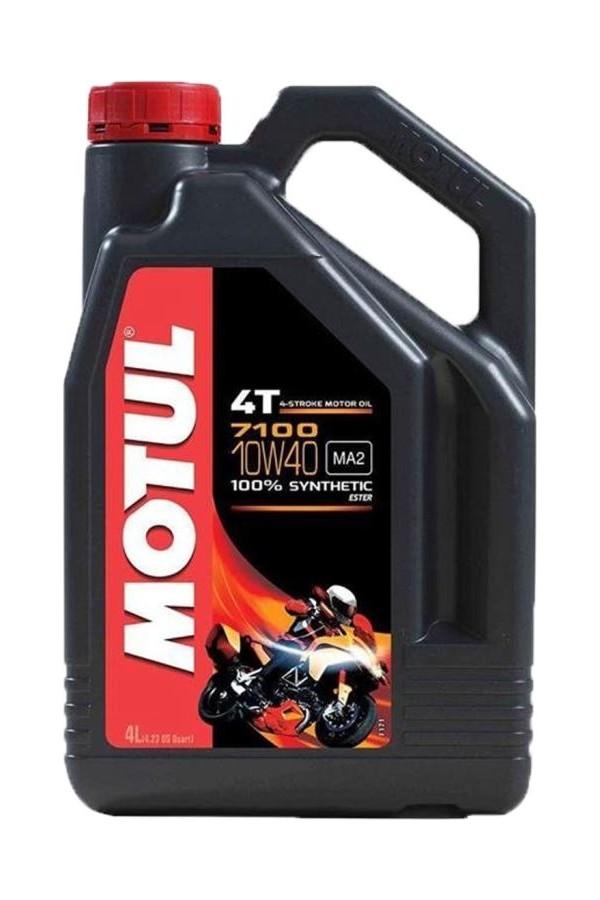 Motul Motorcycle Oil 4T 7100