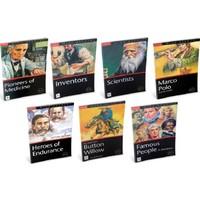 Mira Books Level 2 İngilizce Hikaye Seti (7 Kitap) A2-B1