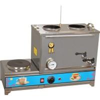 Sever Çelik 30 Lt. Elektrikli Çay Kazanı