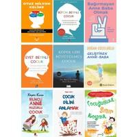 Çocuk Gelişim Seti (Otuz Milyon Kelime, Bütün-Beyinli Çocuk, Bağırmayan Anne Baba Olmak + 6 Kitap)