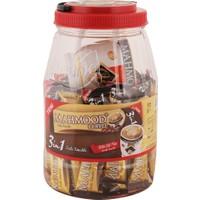 Mahmood Coffee 3ü1 Arada Sütlü Köpüklü 36 Adet+ Kavanozlu Bardak