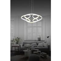 Luna Lighting Lunalighting Modern Beyaz LED Avize Sarkıt