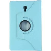 Nihcase Samsung Galaxy Tab S4 T830 360 Dönerli Standlı Kılıf Turkuaz