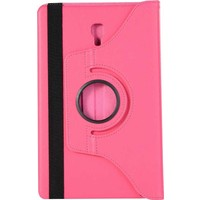 Nihcase Samsung Galaxy Tab S4 T830 360 Dönerli Standlı Kılıf Pembe