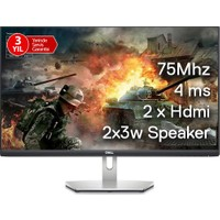 Dell S2721H 27'' 75Hz 4ms (HDMI) Full HD IPS Monitör