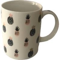 Memba Ananas Desenli Kupa
