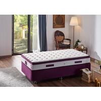 Niron Yatak Violet Full Ergonomik Gizli Pedli 80 x 180 cm Tek Kişilik Yaylı Yatak