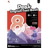 Branş Akademi 8. Sınıf Peak Englısh Test Book