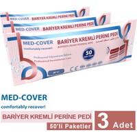 Med-Cover Bariyer Kremli Perine Pedi 50'li - 3 Adet