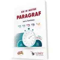 Limit Kronometre Paragraf Soru Bankası - Mehmet Saylan - Feyzullah Çelikbağ
