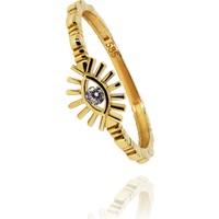 Zerez Gold Efsane Göz Altın Yüzük