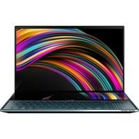 "Asus Zenbook Pro Duo UX581LV-H2013T Intel Core I7 10750H 32GB 1tb SSD RTX2060 Windows 10 Home 15.6"" UHD Taşınabilir Bilgisayar"