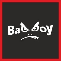Oledya Bad Boy Sticker, Araba Stickerı, Oto Sticker, Araç Stickerı