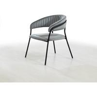 Mapka Home Metal Ayaklı Sandalye