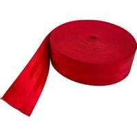 Gcs Renkli Spor Emniyet Kemeri 10 Metre Kırmızı