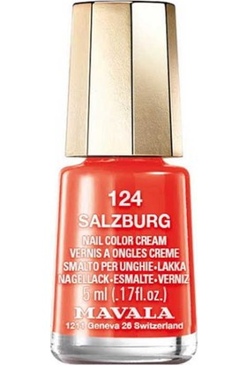 Mavala Nail Color 124 Salzburg 5ml Oje