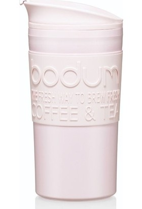 Bodum Travel Mug Double Wall (Çilek)