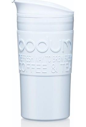 Bodum Travel Mug Double Wall (Mavi Ay)