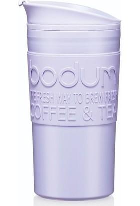 Bodum Travel Mug Double Wall Verbena ( Mine Çiçeği)