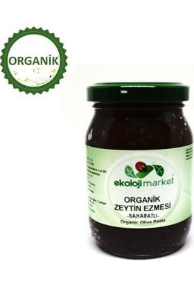 Ekoloji Market Organik Zeytin Ezmesi (Baharatlı) 190 gr