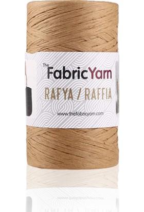 The Fabric Yarn İplik Bej Rafya İp