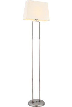AVONNI HLM-9022-N Nikel Kaplama Lambader E27 Metal 42x18cm