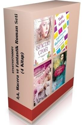 Aşk, Macera ve Fantastik Roman Seti (4 Kitap) - Kolektif
