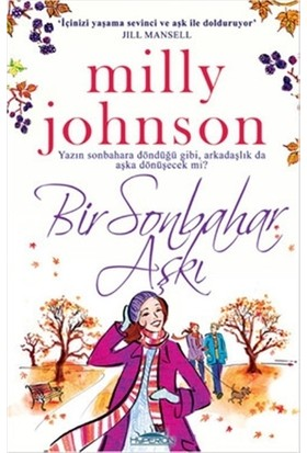 Bir Sonbahar Aşkı - Milly Johnson