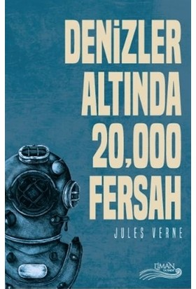 Denizler Altında 20.000 Fersah - Jules Verne