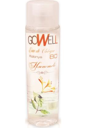 Gowell Hanımeli Kolonyası 80 Derece 200 ml