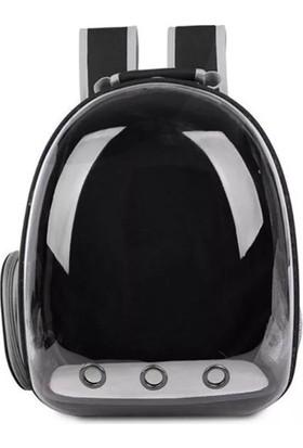 Kedi Astronot Çanta Siyah