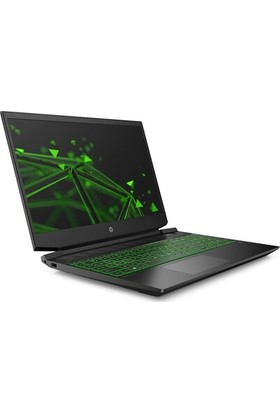 "HP Pavilion 15-EC1008NT AMD Ryzen 7 4800H 16GB 1TB + 256GB SSD GTX1650Ti Freedos 15.6"" FHD Taşınabilir Bilgisayar 1U6B7EA"