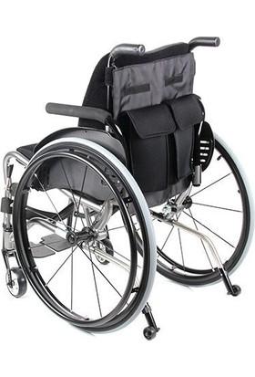 Wollex WG-M317 Aktif Manual Tekerlekli Sandalye