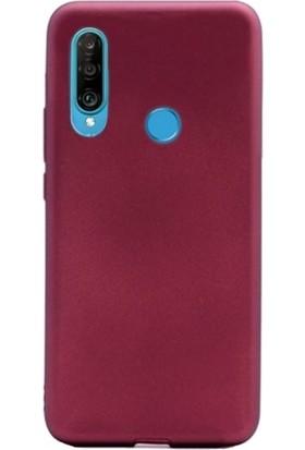 SmartBerry Huawei P30 Lite Kılıf Silikon Premier + Tam Kaplayan Ekran Koruyucu Siyah