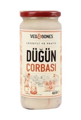 Veg&bones Düğün Çorbası 480 ml