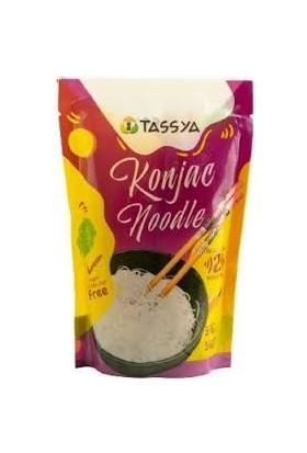 Tassya Noodle Makarna Glutensiz Shirataki Konjac 270 gr