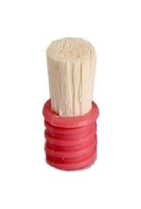 Misvak Diş Fırçası ve Dörtlü Yedek Ucu - Pembe