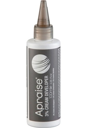 Apraise Kaş Kirpik Sıvı Oksidan 50 ml