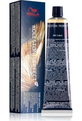 Wella Koleston Perfect Me+ Pure Naturals 77/0 Yoğun Orta Sarışın 60 ml