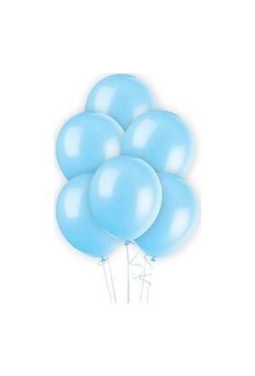 Acar Süs Açık Mavimetalik 30'lu Balon