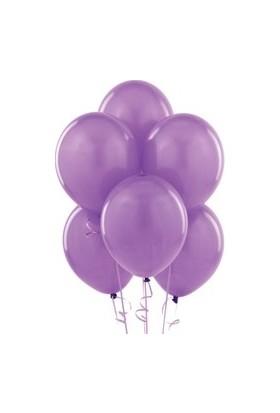 Acar Süs Metalik Lila 10'lu Balon