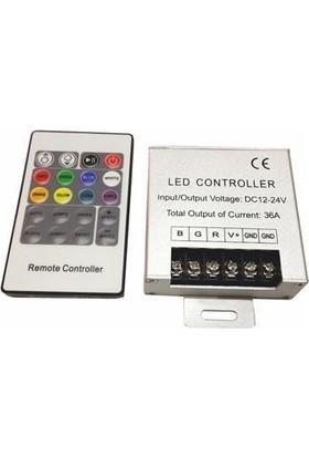 Hightek Rgb Şerit LED Kontrol Cihazı 36 Amper